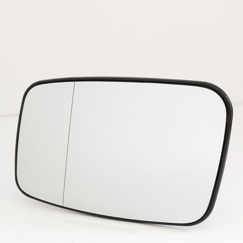 Volvo C70 V70 S40 V40 mirror glass lh