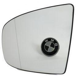BMW X5 X6 mirror glass lh-front