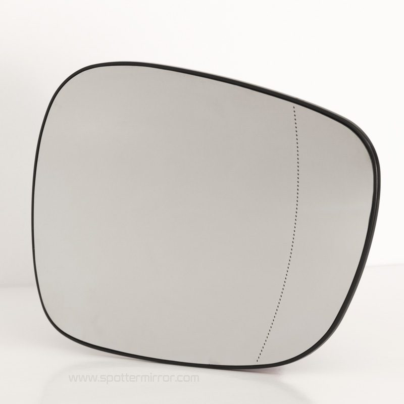 mirror glass for 2010-2014 BMW X3 right passenger side