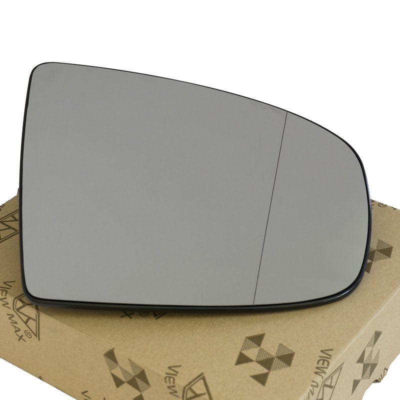 BMW X5 X6 mirror glass rh-front-box