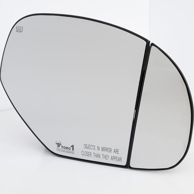 2007-2013 Tahoe Silverado Sierra Yukon Blind Spot Two-axis Mirror RH