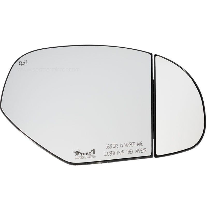 2007-2013 Tahoe Silverado Sierra Yukon Blind Spot Two-axis Mirror