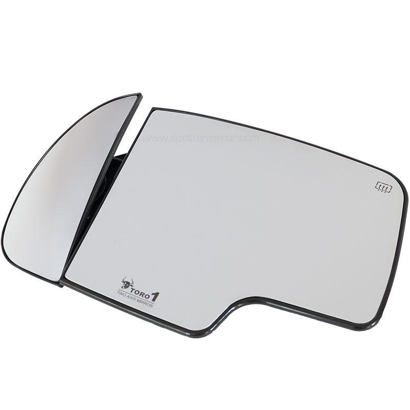 99-07 GM LH mirror glass | #4026 Spotter Mirror