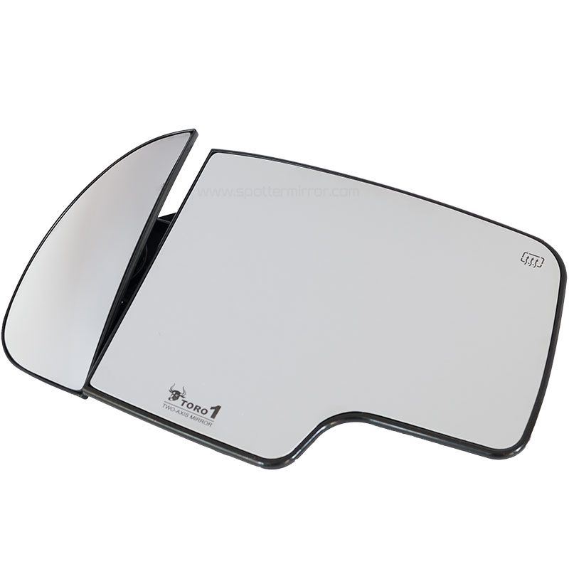 99-07 GM LH mirror glass | #4026 Spotter Mirror