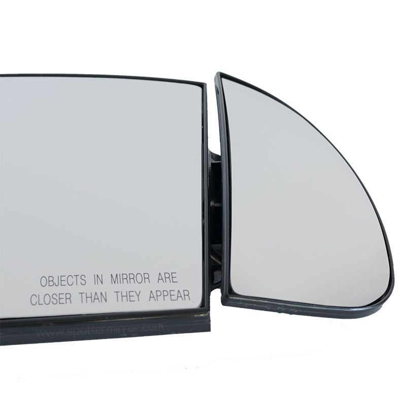 99-07 GM RH mirror glass close-up| #4026 Spotter Mirror