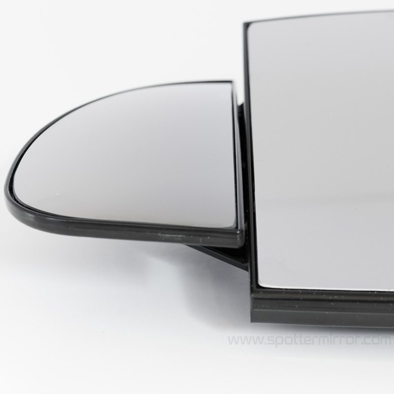 2007-2013 Tahoe Silverado Sierra Yukon Blind Spot Two-axis Mirror close up