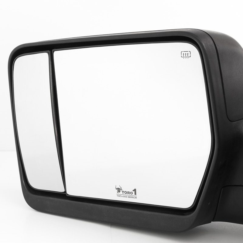 Ford F150 two-axis mirror lh-in-housing
