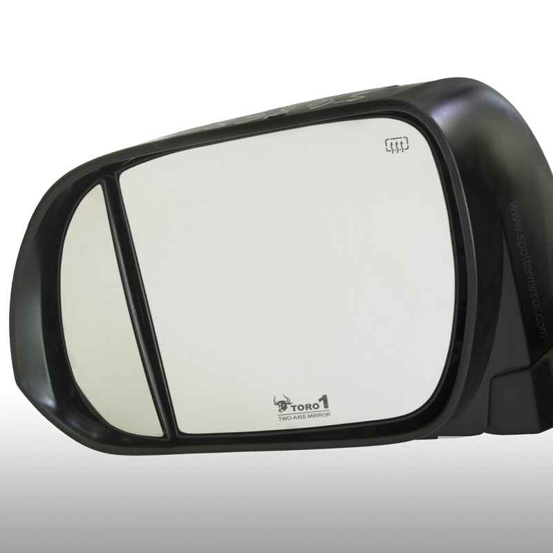 2005 2015 Toyota Tacoma Adjustable Blind Spot Mirror