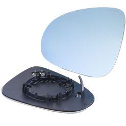mirror glass for 2011-2017-Touareg driver LH