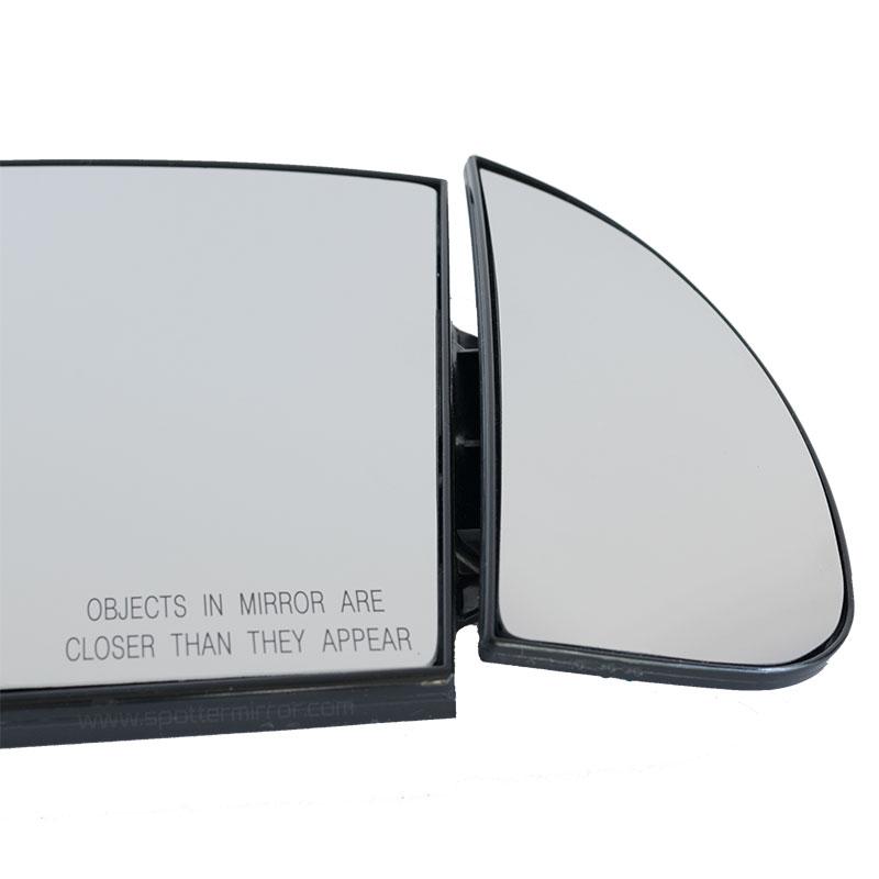 99-07 GM RH mirror glass close-up| #4026 Spotter Mirror