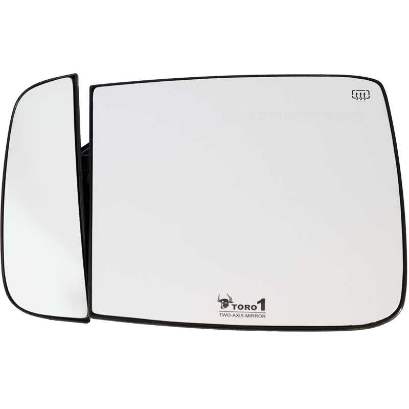 2009 2018 Dodge Ram 1500 Blind Spot Mirror Direct Replacament