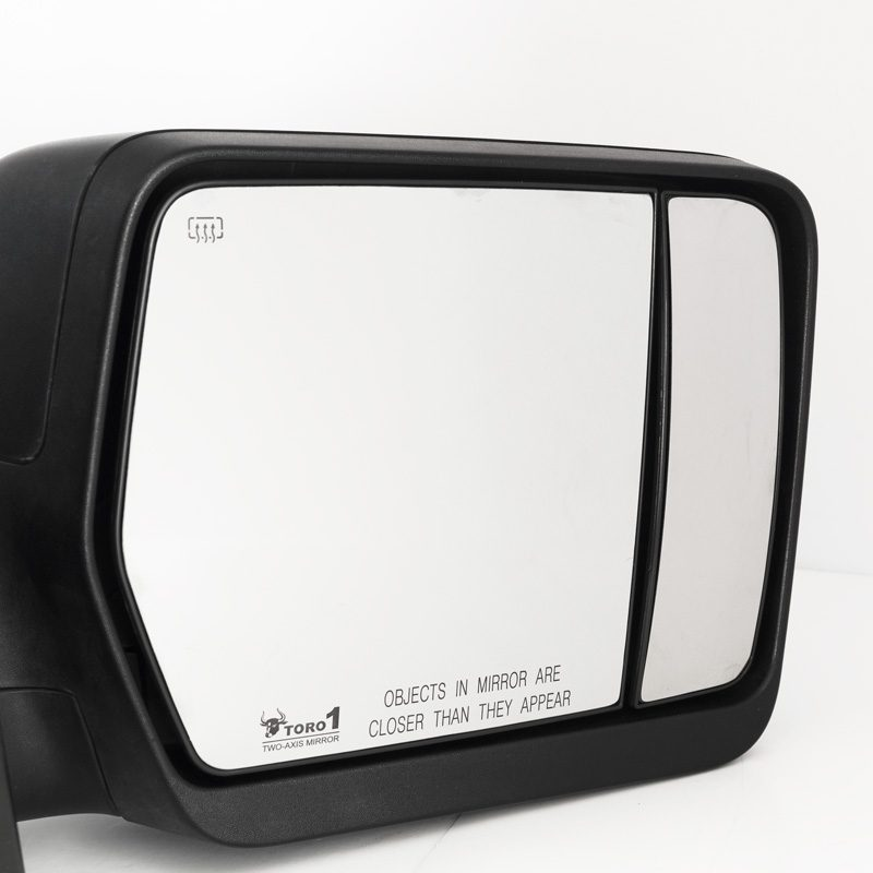 Ford F150 two-axis mirror RH-in-housing