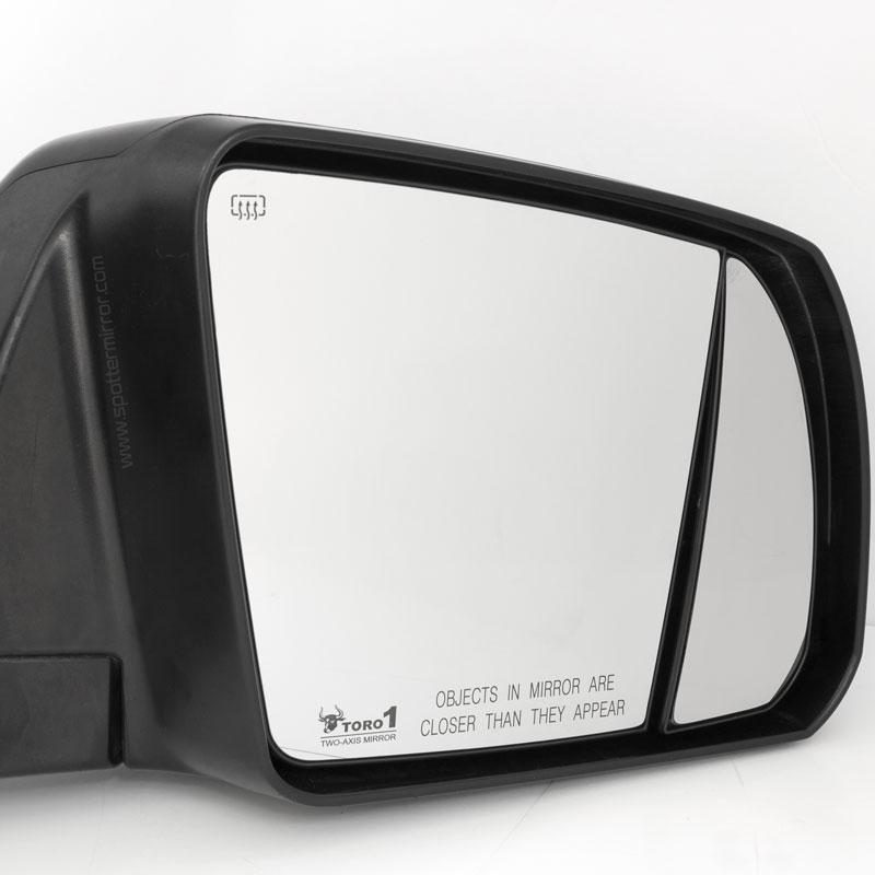 Toyota Tundra Sequoia Spotter Mirror RH Mounted