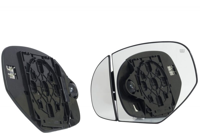 07-14 GM Truck SUV Mirror Glass Two-Axis