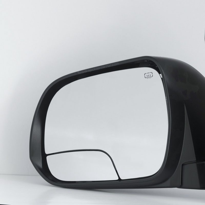 Tacoma spotter mirror in housing driver left side