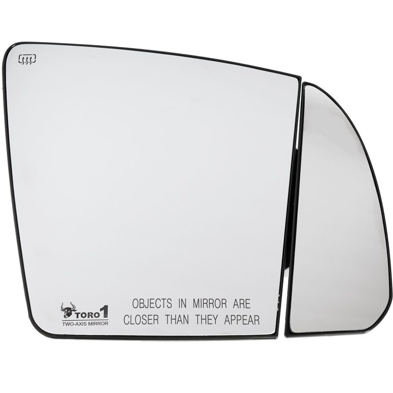 2007-2017 Toyota Tundra Sequoia Blind Spot Two-axis Mirror- RH