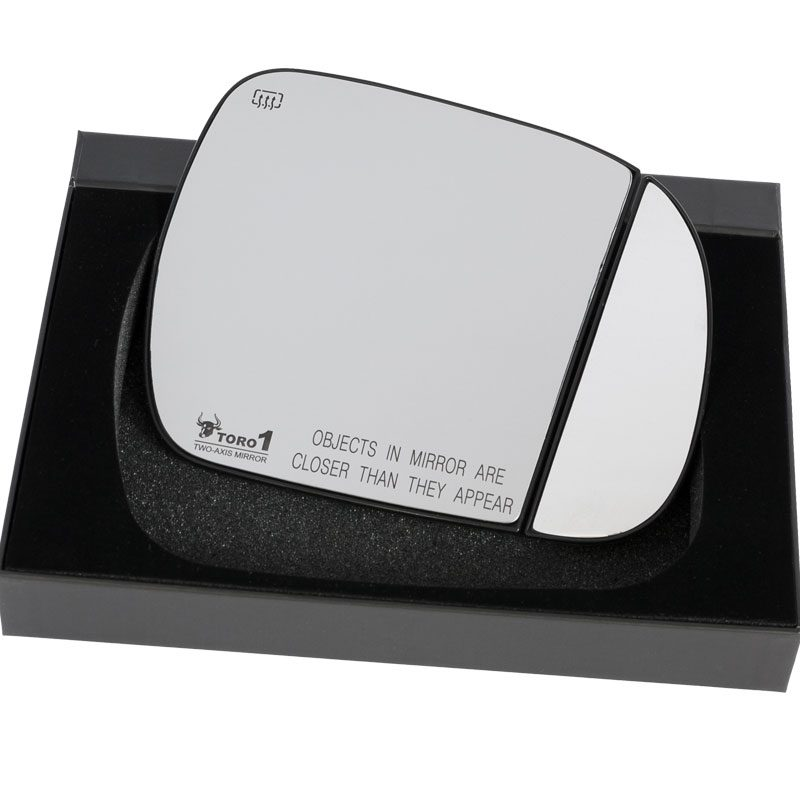Toyota Tacoma Highlander Blind Spot Two-axis Mirror- ver A RH
