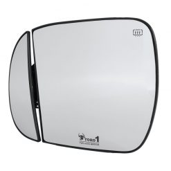 2004-2010 Toyota Sienna adjustable blind spot mirror- direct replacement LH