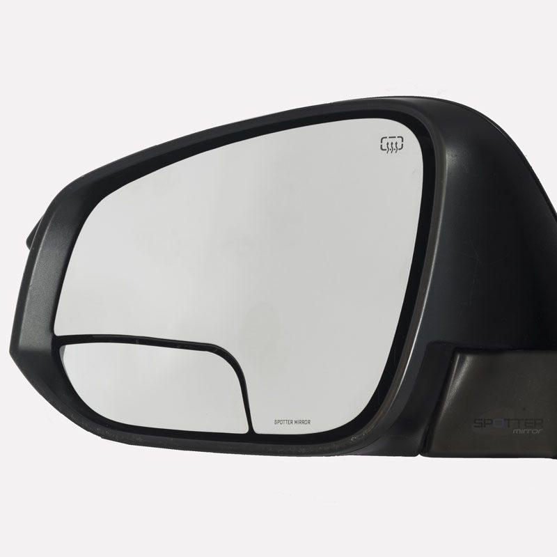Tacoma 4Runner RAV4 Spotter Mirror LH in housing