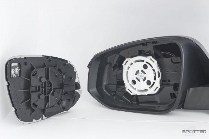 Toyota Tacoma 4Runner mirror housing motor mount