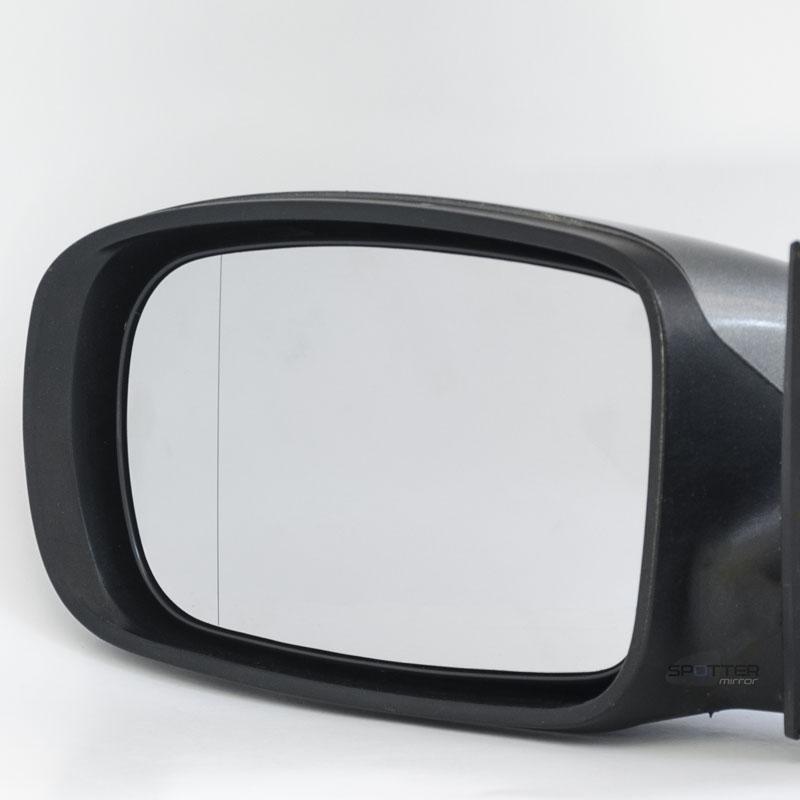 Aspherical Blind Spot Mirror For