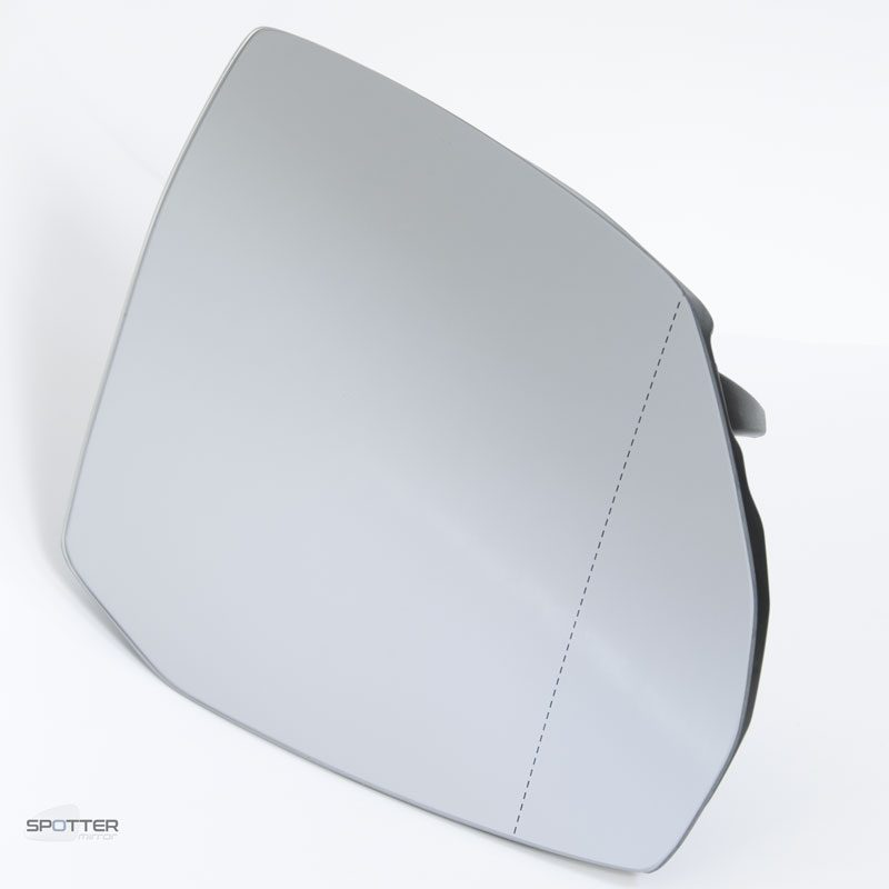Mirror Glass for Audi Q5 Q7 RH Aspherical