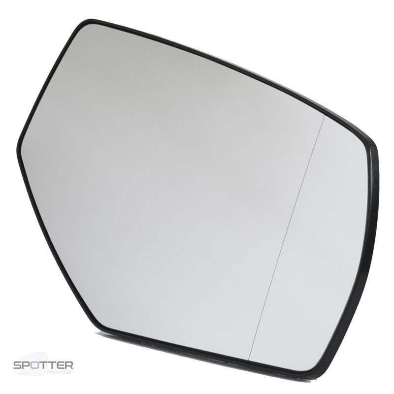 Blind Spot Mirror for Chevrolet Silverado and GMC Sierra 2014-2018 RH Passenger Side Aspherical